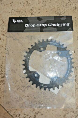 Nouveau loup dent Drop-Stop 34 T//36 t Chainring Pour Shimano XT 8000 pédalier vélo de montagne