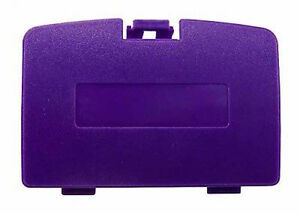 Image Is Loading New Grape Purple Battery Cover For Boy