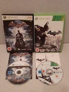 Batman-Arkham-City-Arkham-Asylum-Xbox-360-Spielepaket