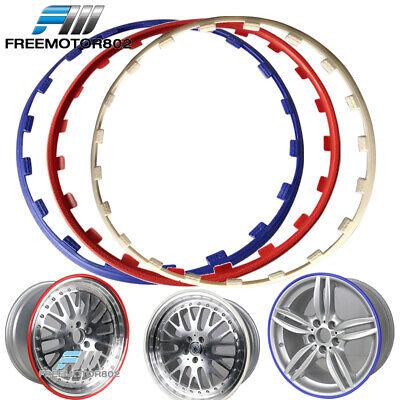 Tickas Car Wheel Edge Protector Ring,8M Car Stickers Car Vehicle Color Wheel Edge Rims Protectors Decor Strip Tire Guard Line Rubber Moulding Trim Tire Protection