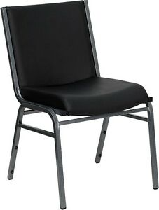 Heavy-Duty-Black-Vinyl-Stackable-Office-Guest-Chair-Reception-Area-Side-Chair