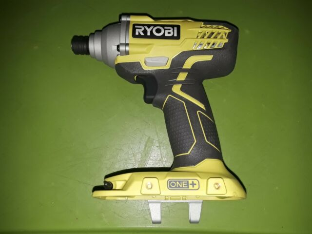 RYOBI P235 18 V 18 VOLT LITHIUM IMPACT DRIVER - TOOL ONLY. Dated 2018.