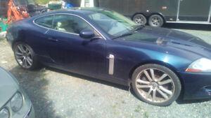2009 Jaguar XKR Ivory