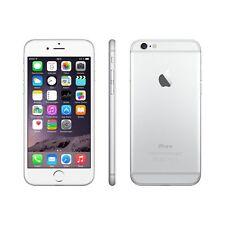 APPLE IPHONE 6 64 GB RICONDIZIONATO RIGENERATO GRADO A++ COME NUOVO SILVER NTI
