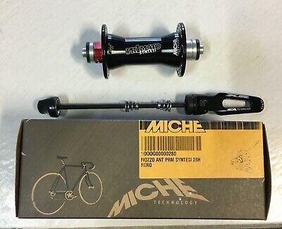 Mozzi bici ant-post Miche Primato Syntesi 28h fori front rear free hub bike