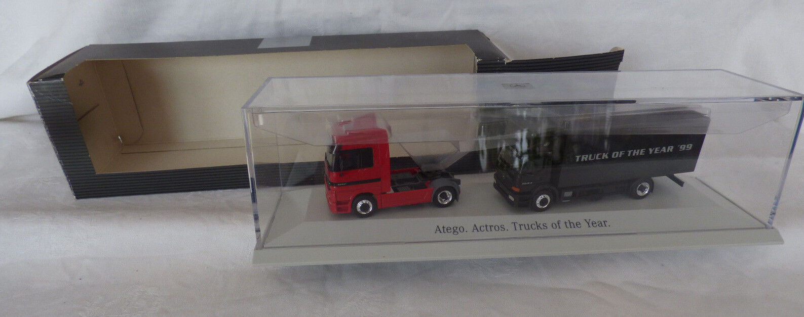 Herpa 1 87 h0 b66000322 Mercedes-Benz-Collection MB Atego. actros. trucks OVP