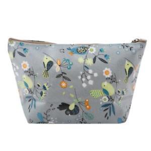 f0301c0b3e98 Details about Fashion Women Makeup Cosmetic Bag Organizer Toiletry Storage  Travel Handbag Q