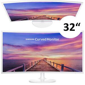 "Samsung 32"" Zoll Curved TFT C32F391FWU - LED-Monitor - gebogen"