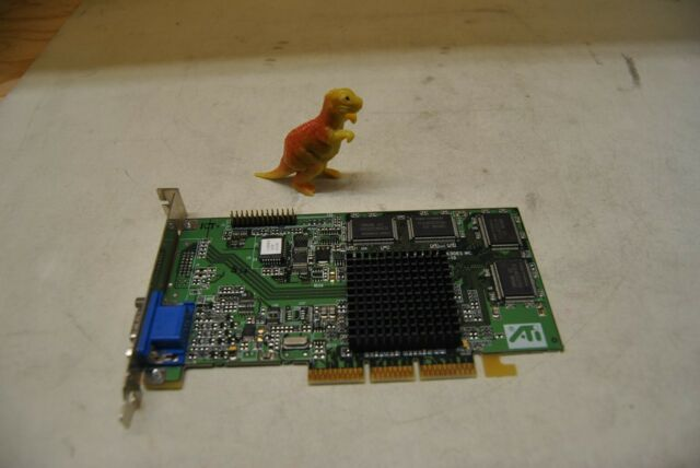 Inc 16MB Graphics Card ATI Rage 128 Pro 41MJU Dell
