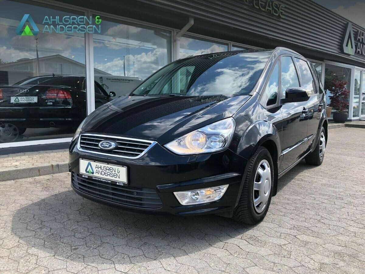 Ford Galaxy 2,0 TDCi 140 Trend Collection aut. 4d