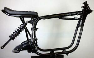Bmw R80 R100 Subframe Amp Seat Cafe Racer Brat Style
