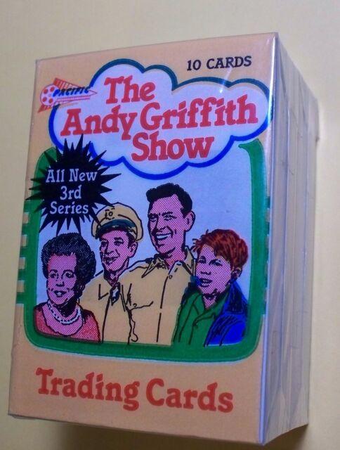 Andy Griffith Show Series 1 Base Card Set Verzamelingen