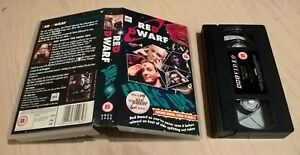 RED-DWARF-Smeg-Ups-Out-Takes-Video-Cassette-Tape-VHS-BBC