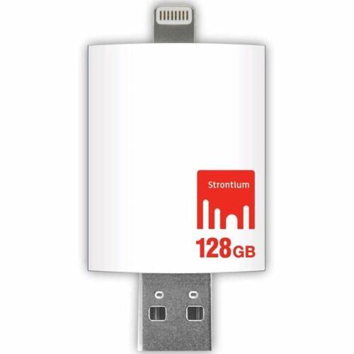 Strontium iDrive SERIES OTG 3.0 16GB 32GB 64GB 128GB Lightning USB for iPhone Xs