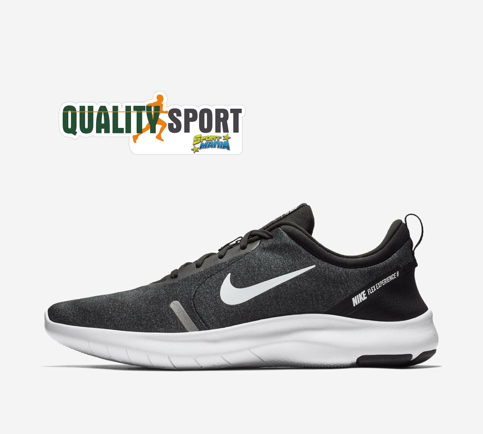 Nike Flex Experience black shoes men Sportive Running Palestra AJ5900 013 2019