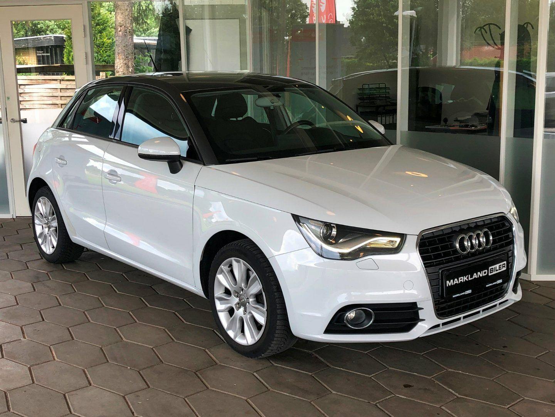 Audi A1 1,6 TDi 105 Ambition SB 5d