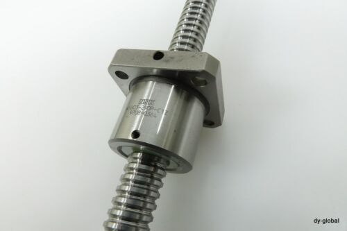 NSK Used W1603-290P-C1Z Precision Ground Ball Screw 1604+425mm for CNC Router