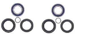 Both Front Wheel Bearings Seals Kit TRX400FW Foreman 4x4 1997 1998 1999 2000
