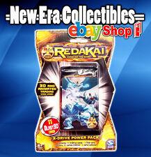 Redakai - Conquer The Kairu - 11 Cards - X-Drive Power Pack - Spin Master - 2011