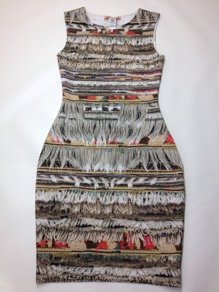 Mara Hoffman Women's Graphic Mini Dress XS