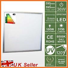 LED Panel Tile Light,36W Lamp,600x600mm,Shop,Saloon,Office Ceiling Grid Lighting