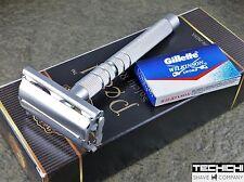 Pearl LS-01 Twist To Open Razor in Matte