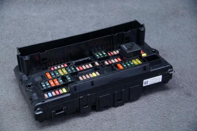 Stromverteiler 9252815 Sicherungsbox Steuergerät BMW 5er F07 F10 F11 F06 F01 F02