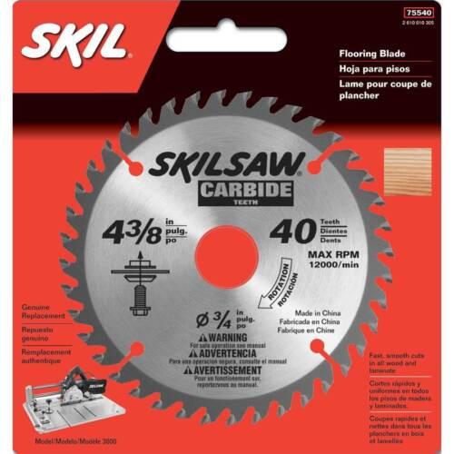 "4 3//8/"" 40 Tooth Standard Carbide Tooth Circular Saw Blade Plywood Cutting Tool"