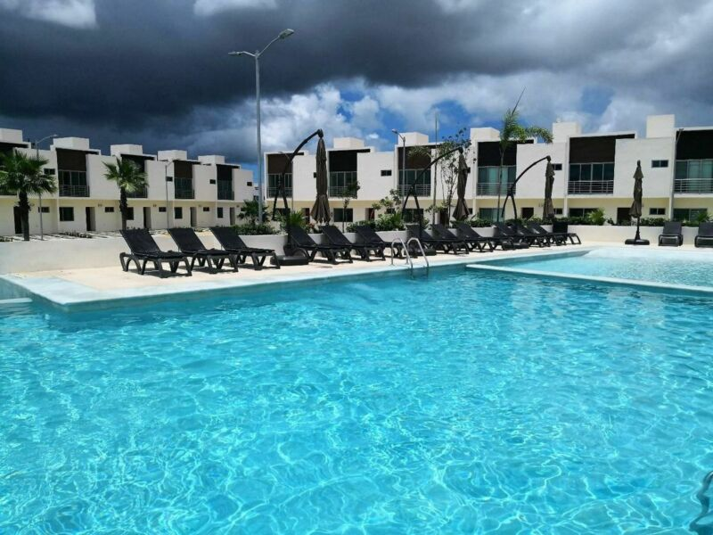 Casa en renta en DUKE, Long Island Cancun