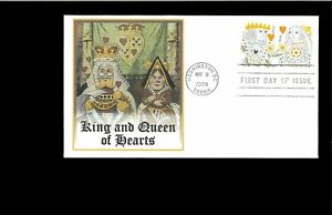 2002-First-day-Cover-King-amp-Queen-of-Hearts-Washington-DC