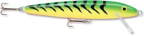 NEW Rapala Original Floater Giant Lure Firetiger FREE SHIPPING