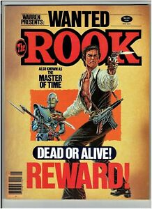 Warren-Presents-The-Rook-Canadian-Price-Variant-Warren-Magazine-1979-Rare