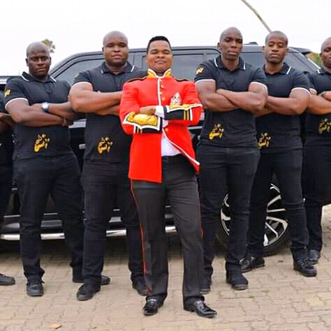 Bodyguard and VIP protection