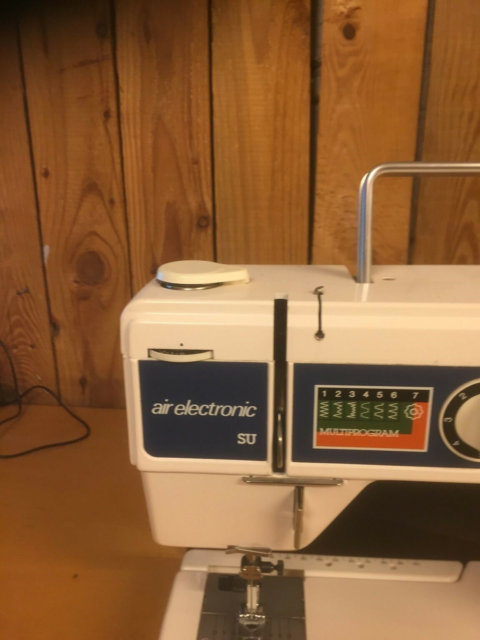 Symaskine, Selling a bernina and elna sewing machine with…