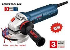 new Bosch PRO GWS 9-115 AVH 115mm 900W ANGLE GRINDER 060179B072 3165140837125