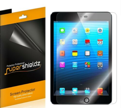 3x Anti Glare Matte Screen Protector Shield for Apple iPad Mini 3 //2 /& iPad Mini