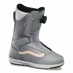 Details zu VANS Encore Linerless   2020 Womens Snowboard Boots   Grey Marshmallow