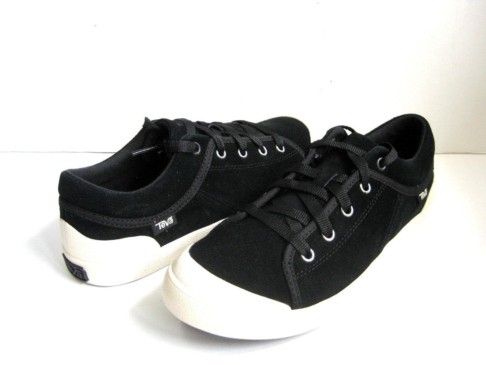 Teva Freewheel Suede 2 Women Shoes Black US 11 /UK9 /EU42