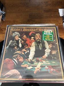 Mint- Kenny Rogers The Gambler United Artists 1978 LP ...