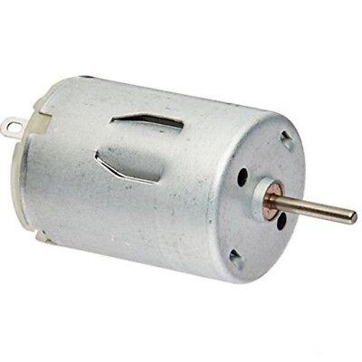 High 3v DC Miniature Model Electric Motor 2mm Shaft Arduino Car Boat UK     A404