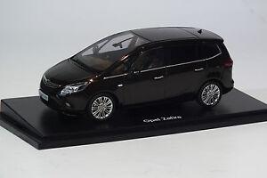 Motorart-Opel-Zafira-C-Tourer-Mahagonibraun-brown-Modellauto-1-43-Dealer-NEU