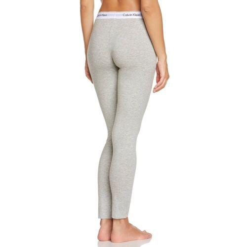 mujer informal Klein Gris de Ropa moderno para Ck Calvin Pantalón algodón de FwqSBT