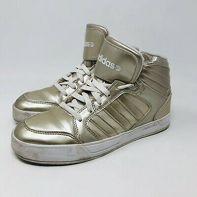 Adidas Neo Label Gold Athletic Sneakers Shoes F98976 Womens Size 8 Genuine | eBay