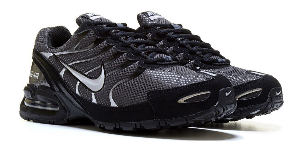 SALE! NIB Men's Nike Air Max Torch 4 IV Running Training Shoes Invigor  Black