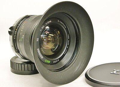 RARE! Sigma Widerama 18mm f3.2 Ultra Wide Angle Lens Nikkormat/Nikon