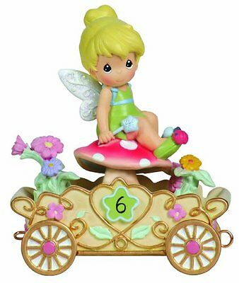 "Precious Moments, Disney Showcase Collection, Birthday Gifts, ""Have A Fairy"