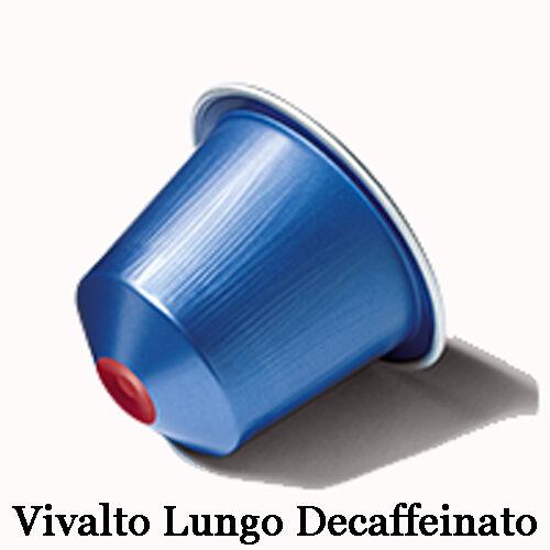 100 CAPSULES NESPRESSO VIVALTO LUNGO DECAFFEINATO - COLISSIMO EXPRESS
