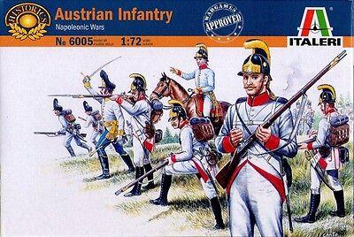 Italeri - Austrian Infantry (napoleonic Wars) - 1:72 - 6005