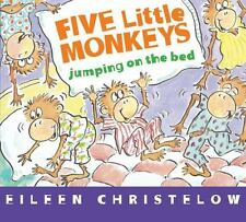 Five Little Monkeys Jumping on the Bed (