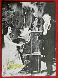 THE MUNSTERS - Card #25 - GRANDPA'S SPELL - DART 1997